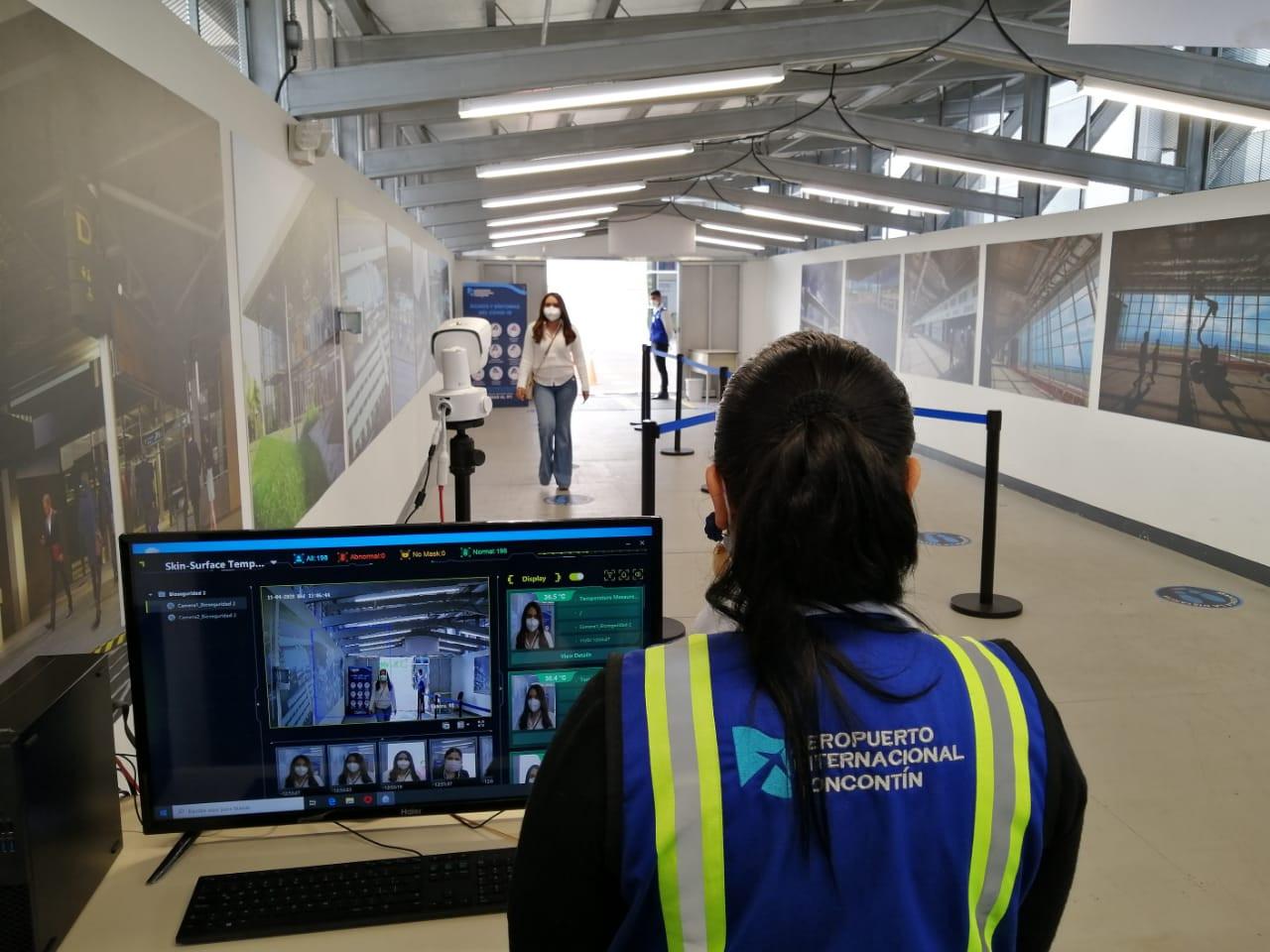 Noticias-Aeropuerto-Tegucigalpa-Honduras-Toncontín-Palmerola implementa innovadores protocolos de bioseguridad en Toncontín