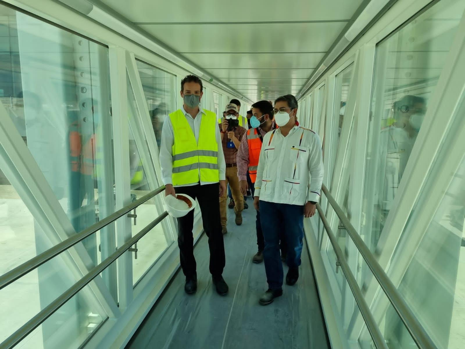 Noticias-Aeropuerto-Tegucigalpa-Honduras-Toncontín-Presidente de Munich Airport International visita el Aeropuerto Internacional de Palmerola