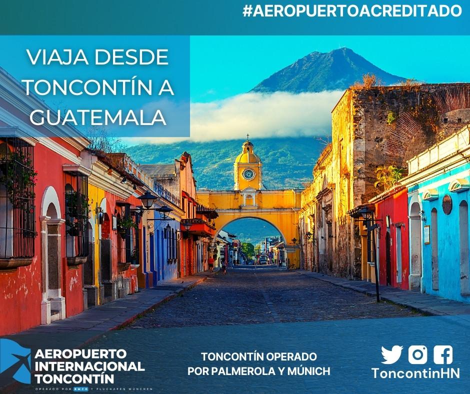 Aeropuerto-Tegucigalpa-Honduras-Toncontín-Conexión-Guatemala