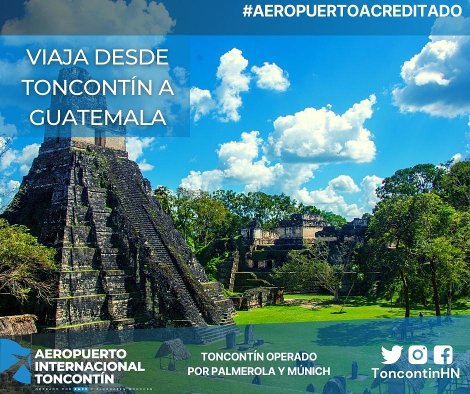 Aeropuerto-Tegucigalpa-Honduras-Toncontín-Conexión-Guatemala 2