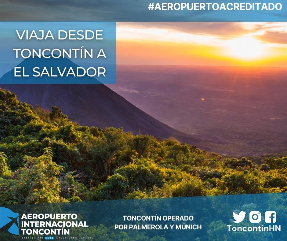 Aeropuerto-Tegucigalpa-Honduras-Toncontín-Conexión-El Salvador2